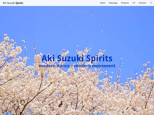 Aki Suzuki Spirits